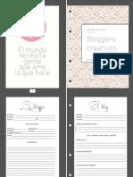 Bloggers Creativos