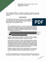 Resolución IFAI