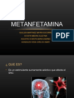 metanfetamina EXPOSICION