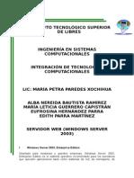 Servidor Web Win2003
