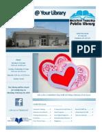 Wainfleet Public Library newsletter