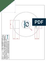 DP-001-01 - Tampão Articulado de Ferro Fundido