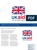 Standards for Use of the UK Aid Logo