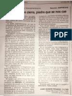 Lucha contra el cierre de Lácteos del Ortegal-11-01-2014