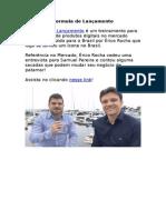 formula de lançamentos - Erico Rocha