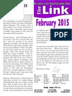 February 2015 LINK Newsletter