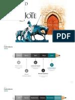 Programación del Quijote en Ciudad Real