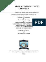 Dc Chop_Final Report