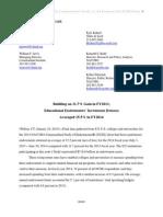 2014 NCSE Press Release
