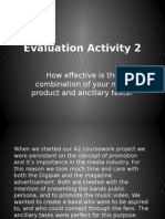 Evaluation Activity 2