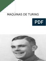 Maquina de Turing Apresentaçao
