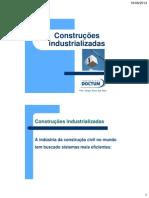 1-Construções industrializadas