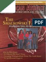 American Atheist Magazine April 2006