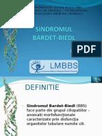 Draghici Adina - Sindromul Bardet-biedel