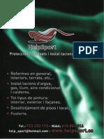 Catálogo Hospitales y Residencias