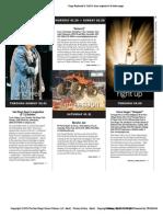 """""""Avenue Q"""" featured in Union Tribune"""