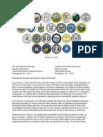 GOP Governors Federalism Letter 2015
