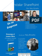 Como Instalar Sharepoint Server 2013 en Su Empresa Por Neiy Briceño