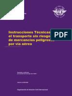 Instrucciones Tecnicas Para Tranporte de DGR