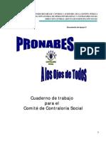 Guía Operativa. Docto de Apoyo C. Cuaderno de Trabajo CS