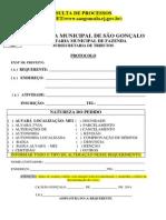 Sg Protocolo Geral Microempreendedor 2014