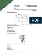 Examen de Sociales