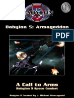Babylon 5 a Call to Arms - Babylon 5 - Armageddon