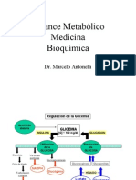 Balance Metabolico y Otros