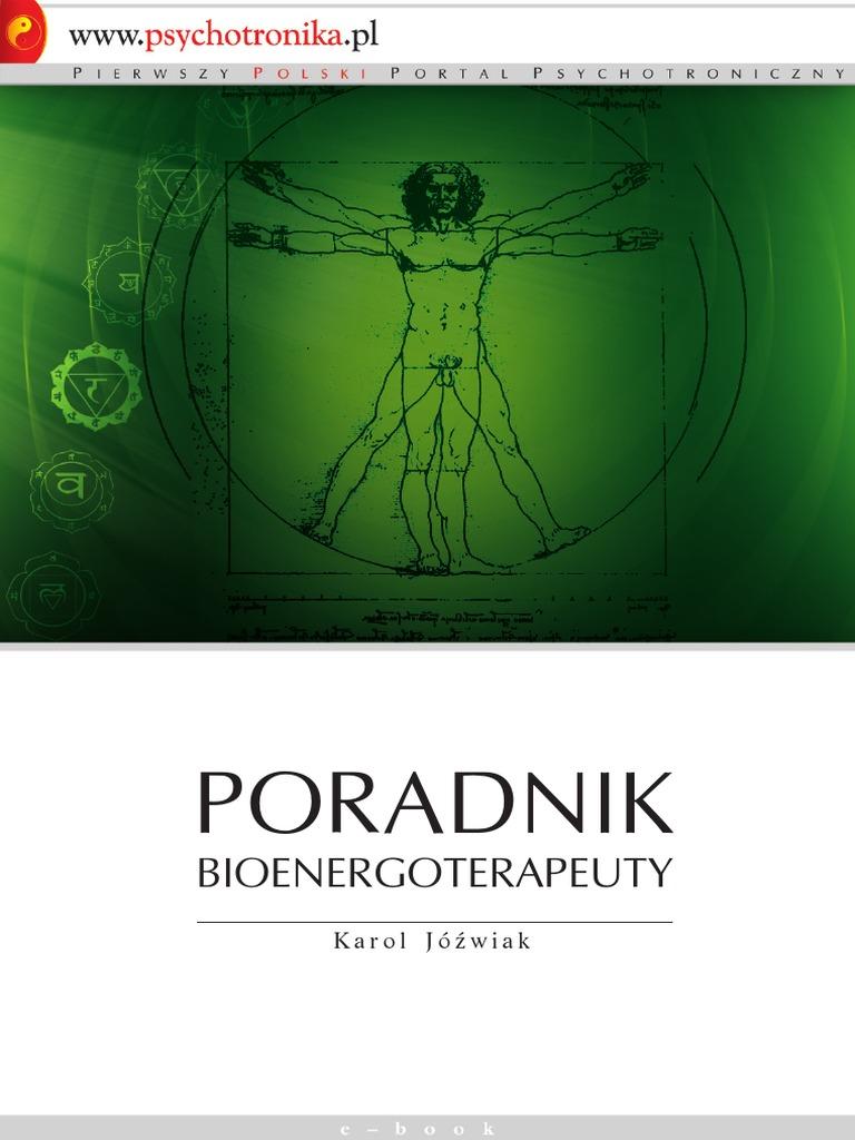 Jozwiak Karol Poradnik Bioenergoterapeuty