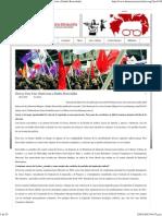 La Evolución de Syriza. Entrevista a Stathis Kouvelakis