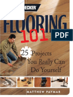 Black & Decker Flooring 101 25 Projects You Really Can Do Yourself