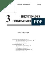 Identidades trigonometricas Formulas y Demostraciones