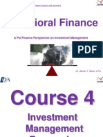 4 PsiFinance Behavioral Finance Course Mitroi 2015