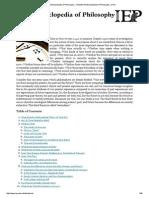 TIME-Internet Encyclopedia of Philosophy » Fisica-evento
