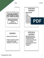 Metodologia Da Pesquisa Científica_Prof.ª Cinthya Nunes_2ºS.2015
