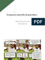 Proyecto final del curso Portugués 3