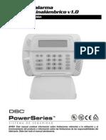 Manual de Instalacion DSC -SCW9045 MI ES v1-0