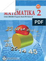 Kelas 11  IPS Matematika Sri Lestari