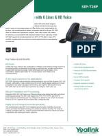 Yealink SIP-T28P Datasheet.pdf