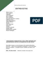 Grandes Entrevistas Da Folha de s. Paulo