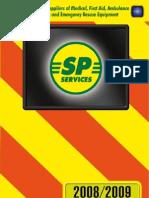 SP Services (UK) Ltd Catalogue 2008