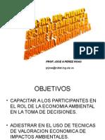 Especializacion Pdvsa Economia Ambiental