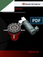 E-Style Tubing Rotator Brochure