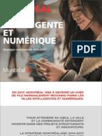 Stratégie montréalaise 2014-2017 - Ville intelligente et numérique