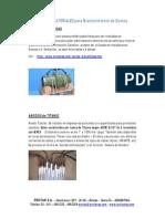 CATALOGO PROTAN - Clases de Proteccion Catodica
