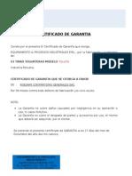 Certificado de Garantia Equiprocesos (1)