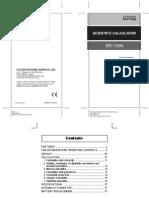 Sr135n Manual