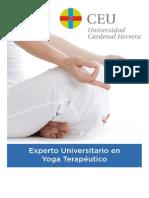 Yoga Terapeutico