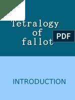 Tetralogyof fallot