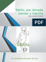 Tobillo, Pie, Arco Plantar, Marcha